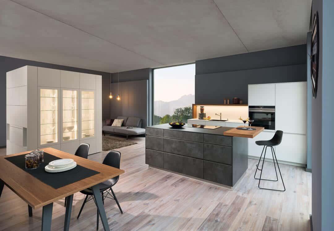 Holzküche von Rempp